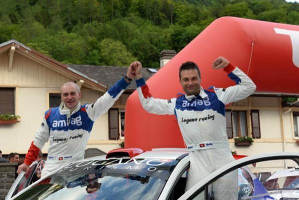 Succès latin au Rallye du Chablais