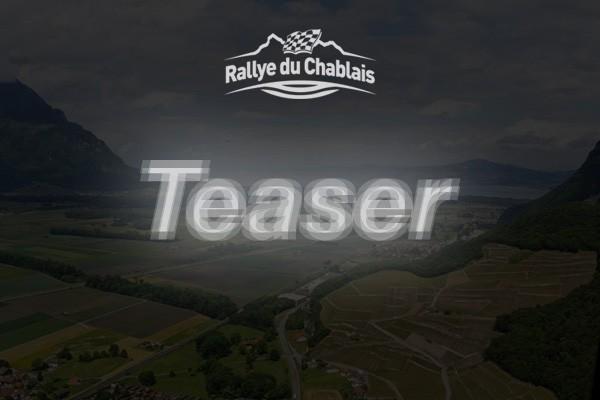 Teaser 12e édition Rallye du Chablais 21-23 mai 2015