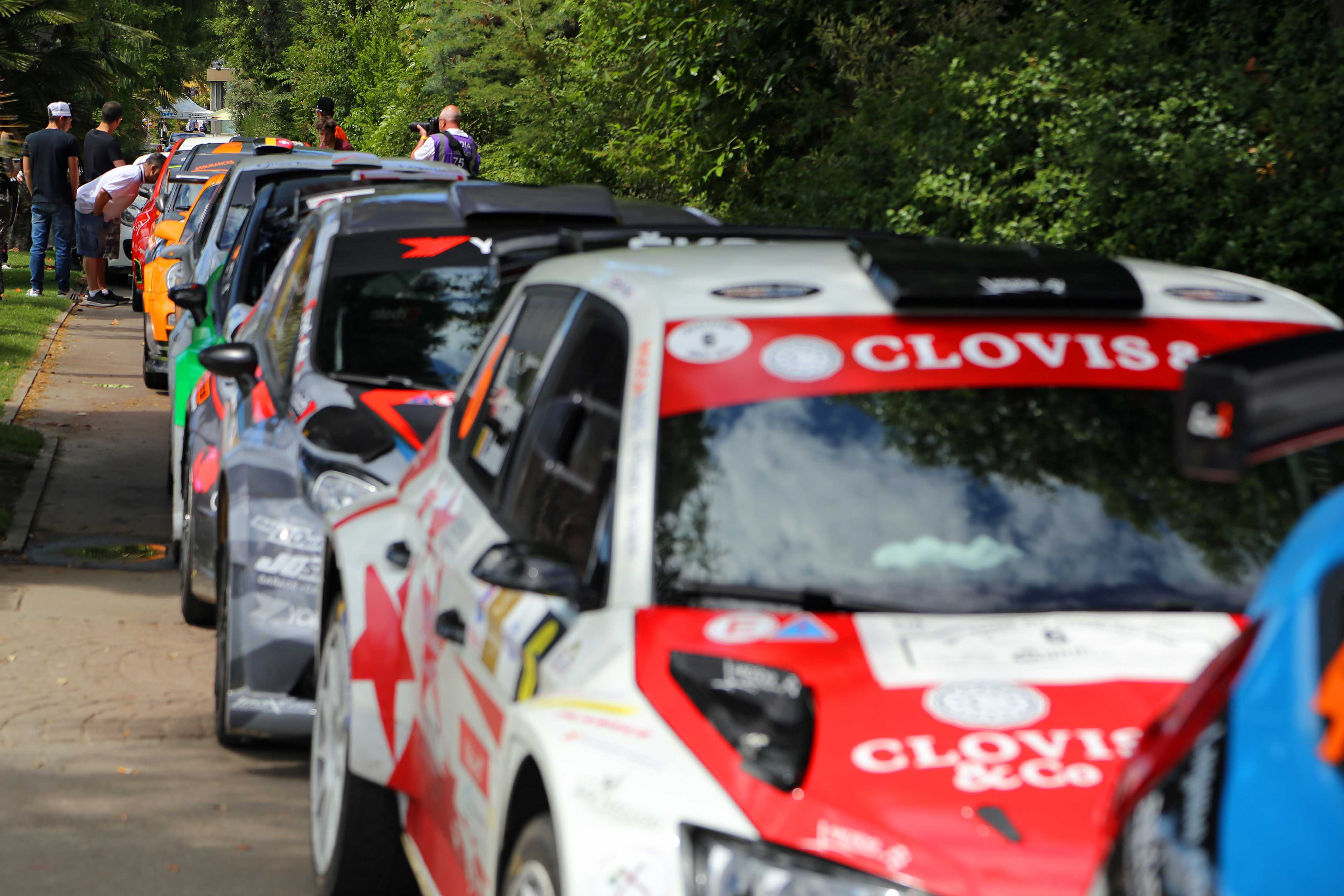 Rallye Du Chablais Accueil